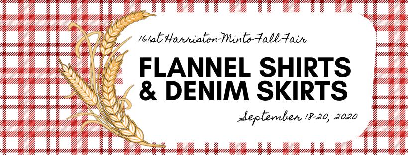 Flannel Shirts & Denim Skirts