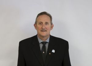 Deputy Mayor David Turton